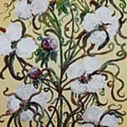 Cotton #1 - King Cotton Poster