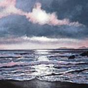 Coumeenole Beach  Dingle Peninsula  Poster