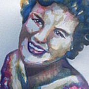 Country Artist Patsy Cline Poster