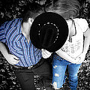 Country Kissin Poster