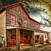 Country Store Washington Town Ky Poster