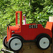 Countryside Mailbox #12 Poster