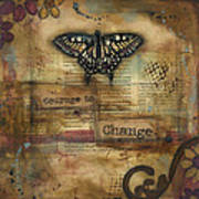 Courage To Change Poster