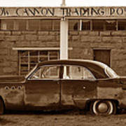 Cow Canyon Trading Post 1949 Poster