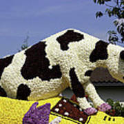 Cow On Clog 3 Poster