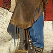 Cowboy Boot Poster