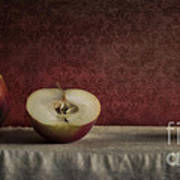 Cox Orange Apples Poster