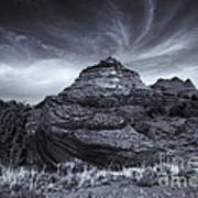 Coyote Buttes Cloud Explosion Poster