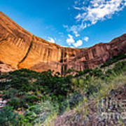 Coyote Gulch Sunset - Utah Poster