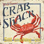Crab Shack Poster