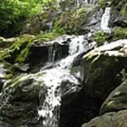 Crabtree Waterfall  Poster