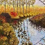 Cranberry Bog Poster