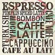 Cream Coffee Of The Day 2 Poster
