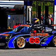 Crg 66 At Porsche Cup Poster