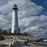 Crisp Point Lighthouse 16 Poster