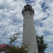Crisp Point Lighthouse3 Poster