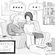 Critics In Love Poster