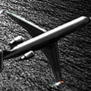 Crj700 - Bombardier Poster