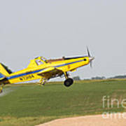 Crop Duster Poster