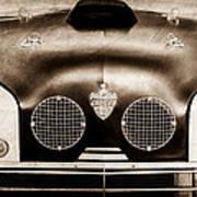 Crosley Front End Grille Emblem Poster