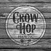 Crow Hop Brewing Poster
