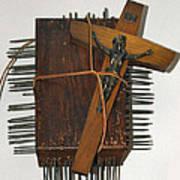 Crucifix Box Poster