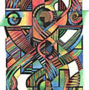 Cruciform Ix Poster
