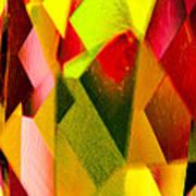 Crystal Lights Poster