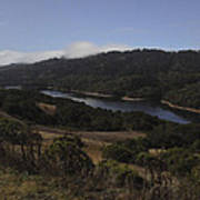 Crystal Springs Watershed - A Private Park For The San Francisco Water Department Poster