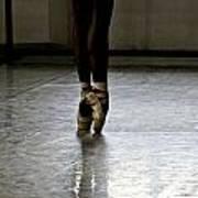 Cuban Ballet Dancer Poster