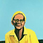 Cuban Portrait #13, 1996 Poster