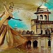 Cultural Dancer Poster