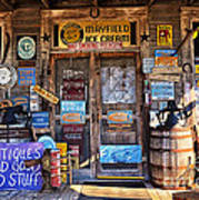 Cumberland Mountain General Store Poster