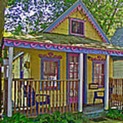 Cup Cake In Asbury Grove In South Hamilton-massachusetts  Poster