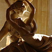 Cupid And Psyche Poster