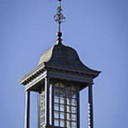 Cupola And Weather Vane Poster