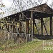 Cuppet's Covered Bridge Poster