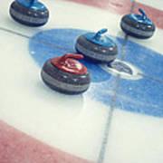 Curling Stones Iphone 5 Case For Sale By Priska Wettstein