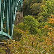 Cut River Bridge 1 A Poster
