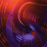 Cylinder And Torus No. 1 Poster
