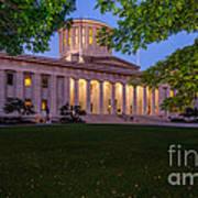 D13l94 Ohio Statehouse Photo Poster