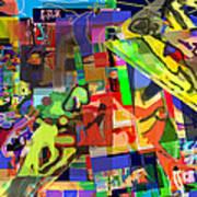 Daas 1h Poster by David Baruch Wolk