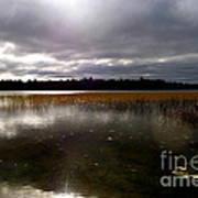 Dahler Lake In Emily Minnesota Poster