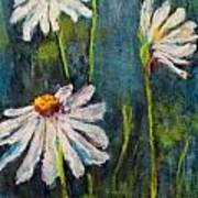 Daisies For Mom Poster