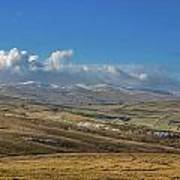 Dales View Poster
