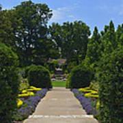Dallas Arboretum Poster