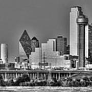 Dallas The New Gotham City  Poster