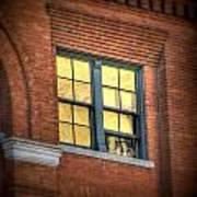 Dallas Window Poster
