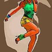 Dancer 44 Poster