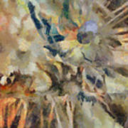 Dancing Dreams Poster by Joe Misrasi
